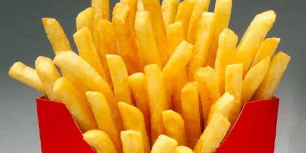 Si vous mangez des frites vous devez absolument lire cette nouvelle information