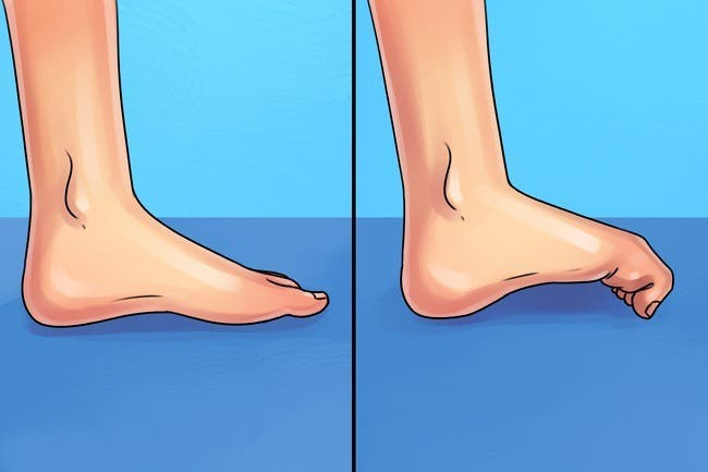 douleurs aux pieds