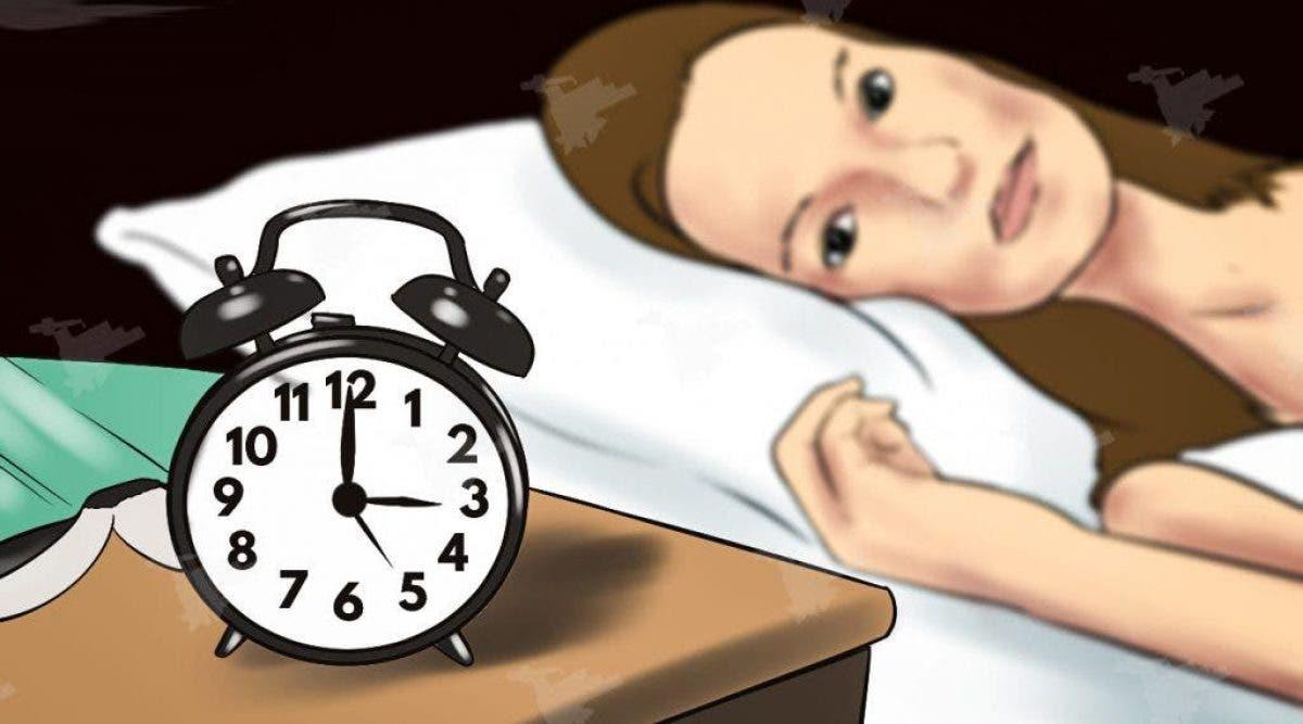 Si vous vous réveillez régulièrement entre 3 et 5 heures du matin