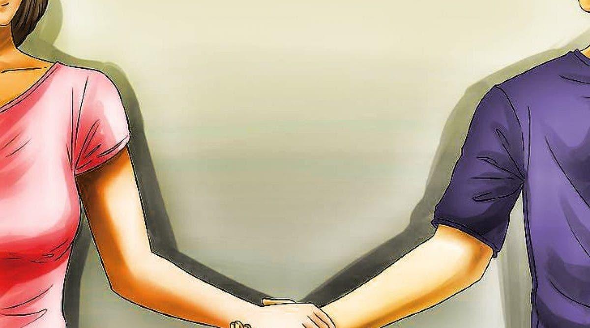 S'il vous arrive de tenir la main de votre partenaire