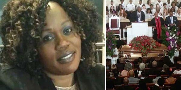 Son mari a payé pour la faire tuer mais elle débarque à ses propres funérailles