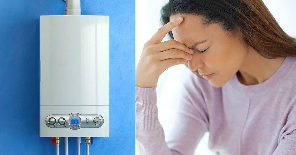 Souffrez-vous de maux de tête chroniques ? Ces signes peuvent révéler un problème de chaudière à la maison