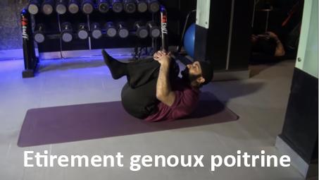Soulager vos douleurs sciatiques à l'aide de ces exercices très simples