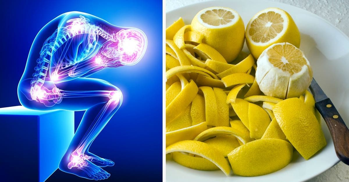 Soulagez toutes les douleurs du corps avec du citron