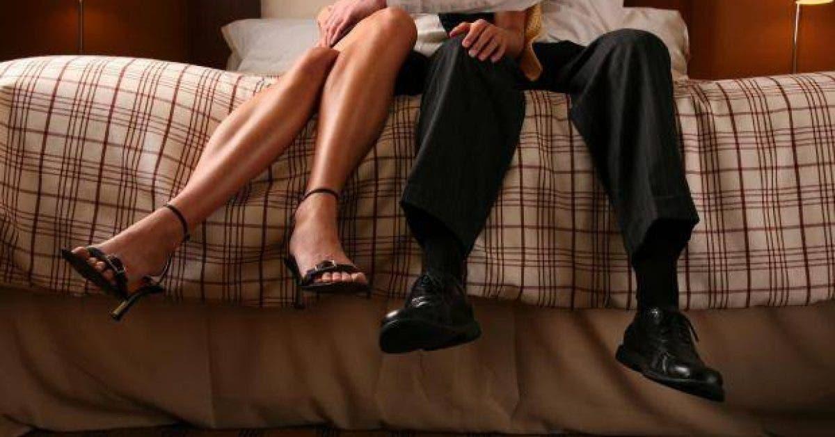 Top 9 des choses que font les femmes lorsqu'elles trompent leur partenaire