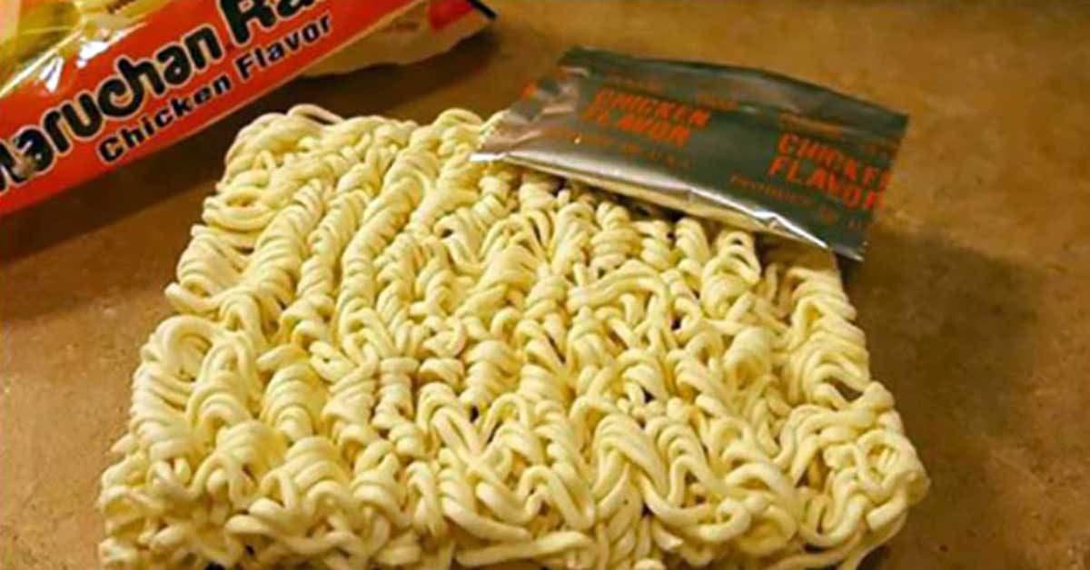 Très mauvaise nouvelle pour les amateurs de nouilles chinoises