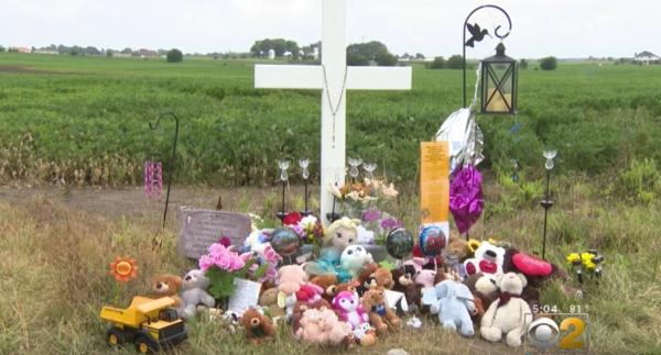 Un accident de voiture cause le décès d'une maman et de ses trois enfants