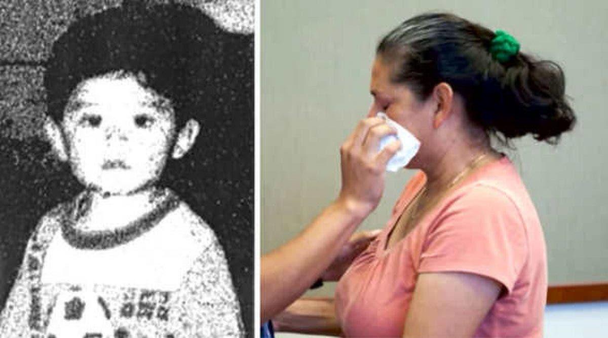 Un bébé d'un an a été kidnappé de sa maman