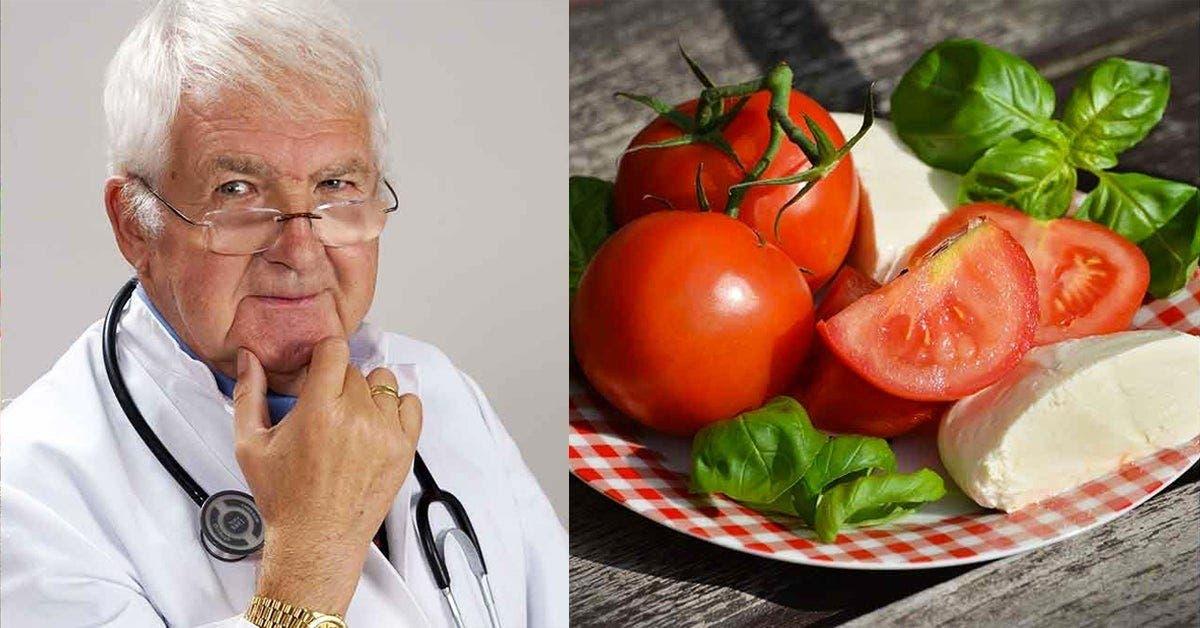 Un cardiologue propose un délicieux régime