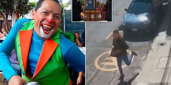 Un clown est tué après avoir tenté de défendre une mère et son fils