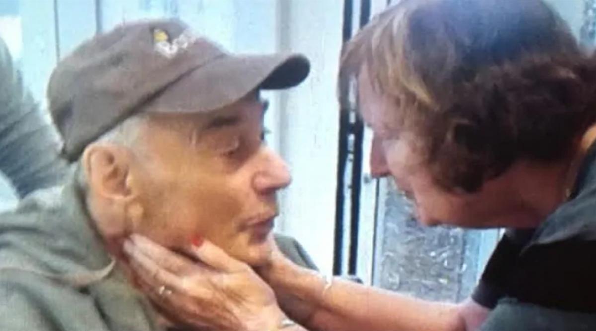 Un couple marié et amoureux depuis 62 ans est obligé de se séparer