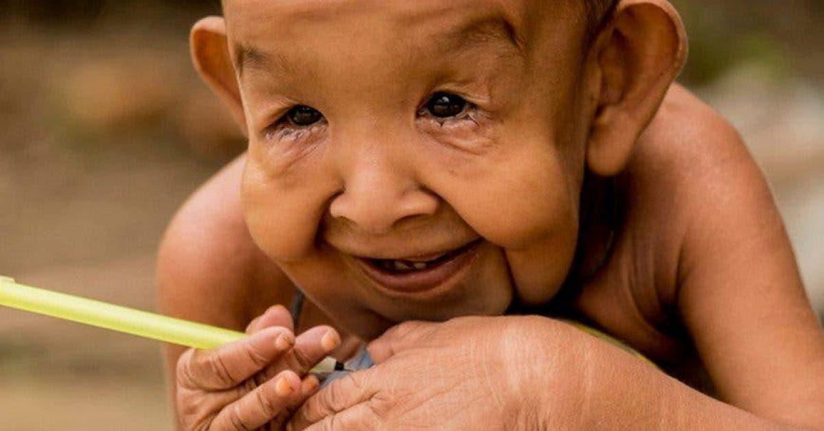 Un enfant de 4 ans piege dans le corps dun vieux est la chose la plus touchante que vous verrez 1