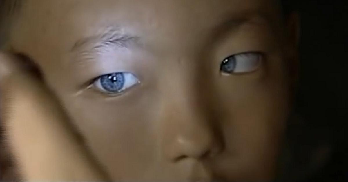 Un enfant dune nouvelle espece humaine vit en Chine 1