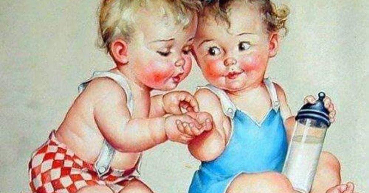 Un enfant heureux est bruyant