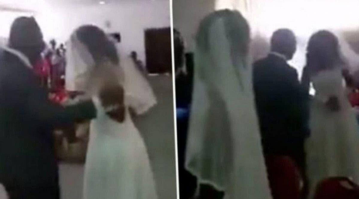 Un homme infidèle voit sa maitresse débarquer en robe de mariée le jour de son mariage !