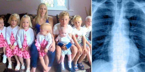 Un homme meurt et laisse derrière lui sa femme et leurs 8 enfants