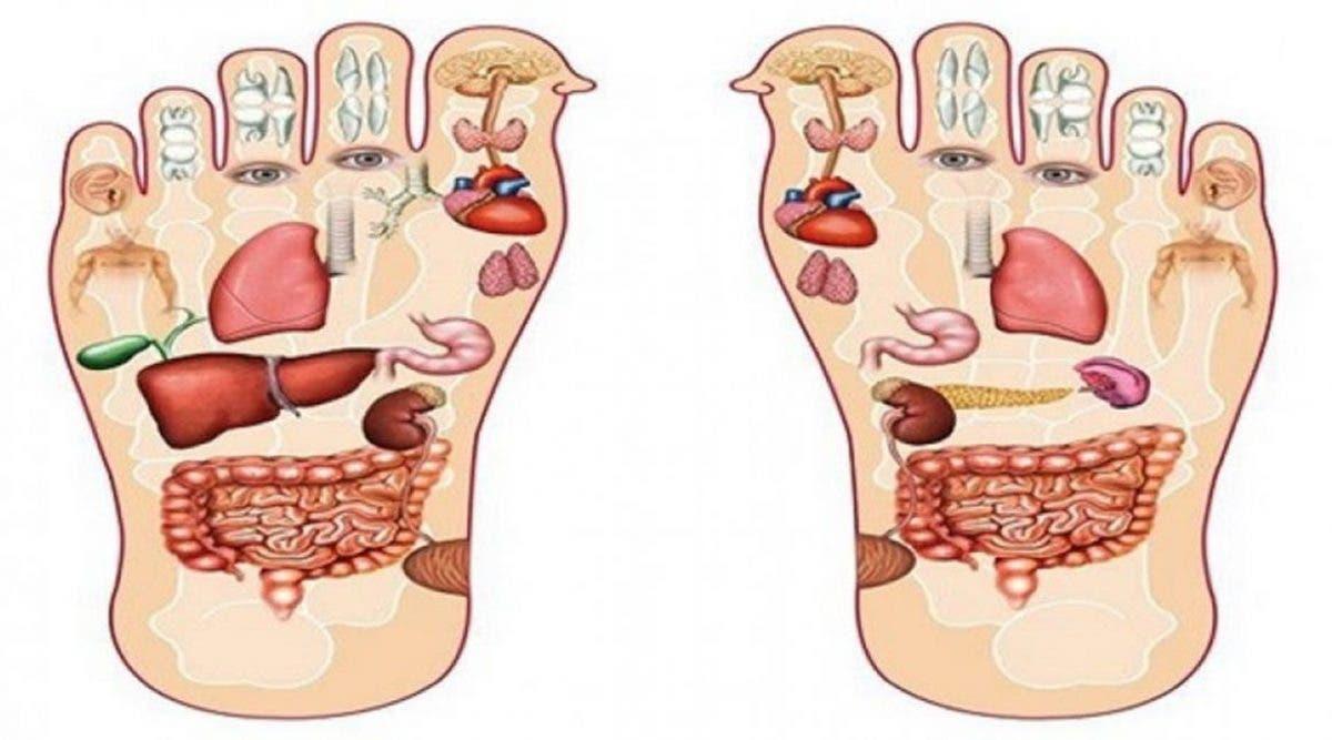 Un massage des pieds avant de vous coucher peut faire des merveilles à votre santé !