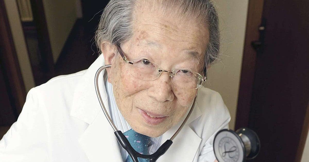 Un médecin japonais de 105 ans a révélé 14 conseils santé