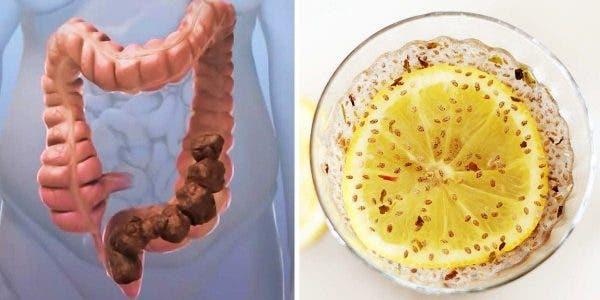 Un médecin recommande de consommer cette boisson au citron pour éliminer les selles coincées dans le colon et perdre du poids