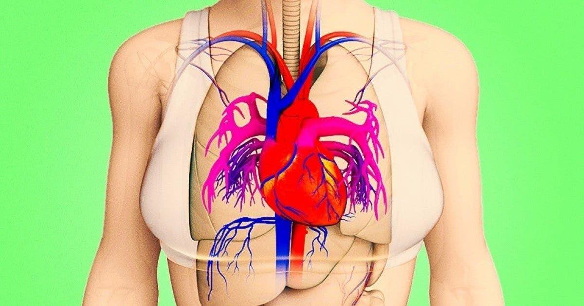 Un mois avant une crise cardiaque, votre corps vous avertit avec 5 signes