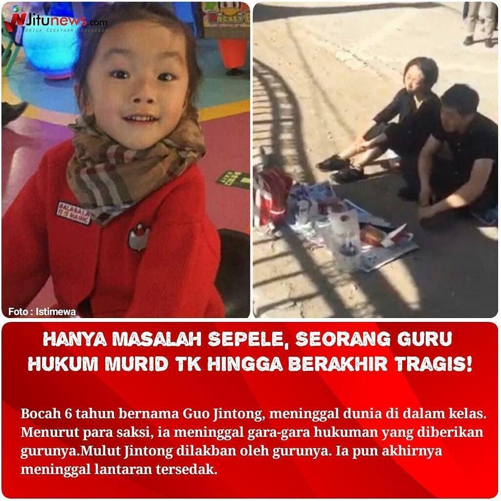 Un nouveau cas épouvantable de maltraitance d'enfants