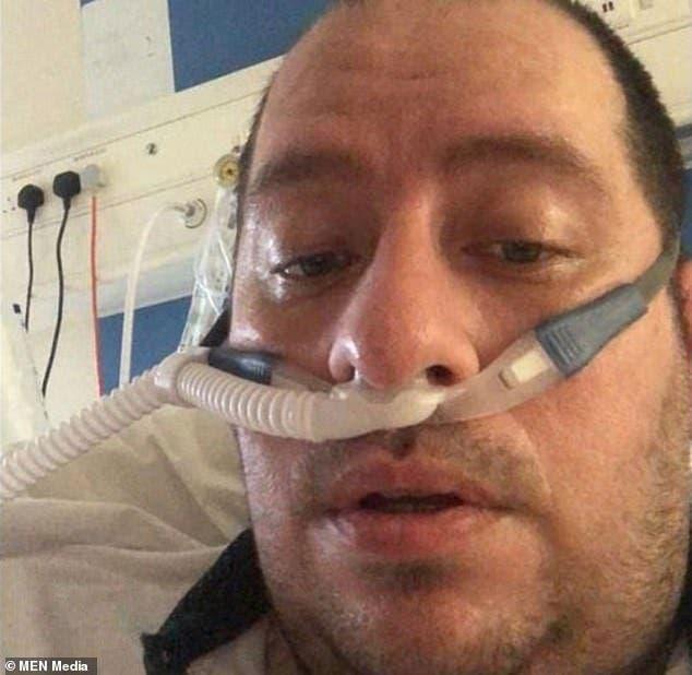 Un papa en bonne santé de 39 ans atteint du coronavirus