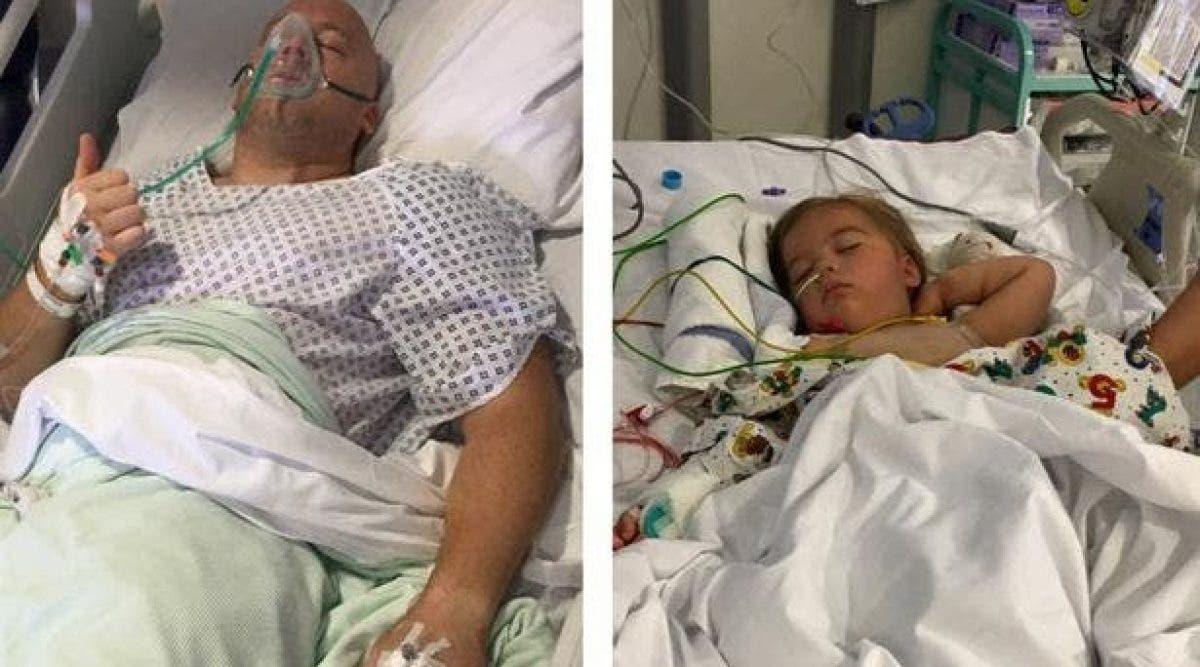 Un père donne son rein à sa fille mourante