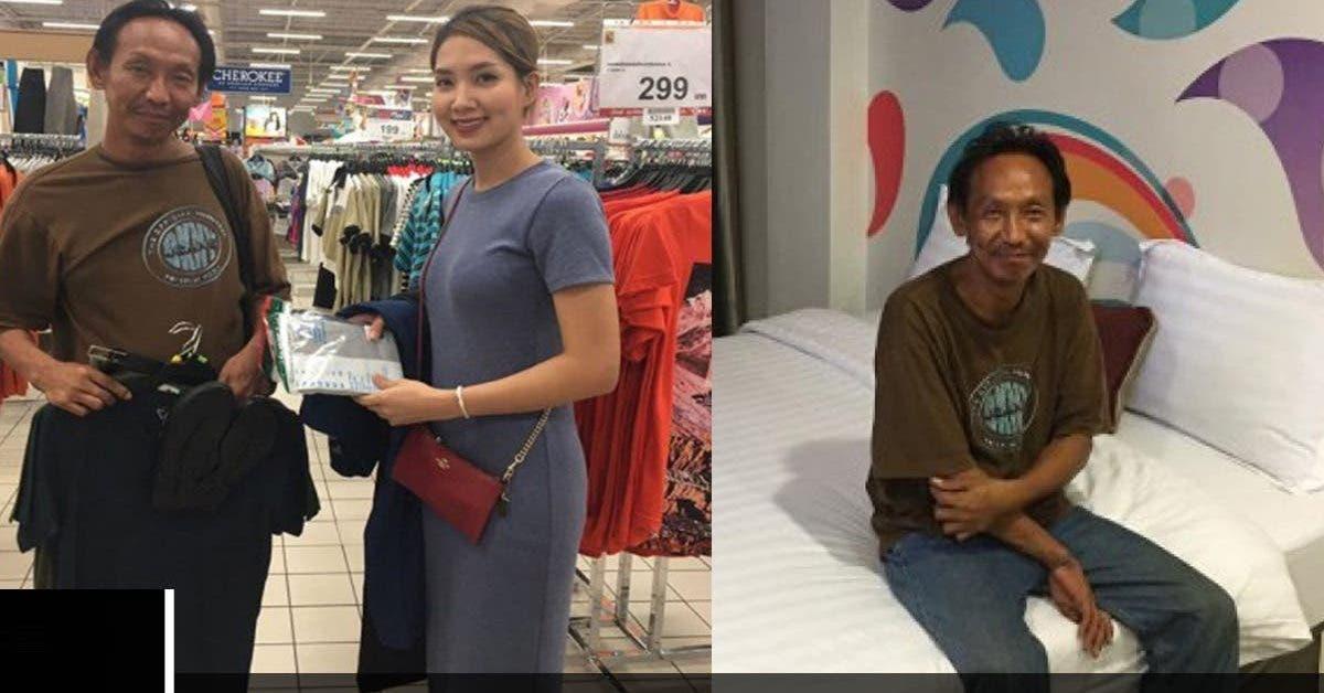 Un sans-abri remet à la police un portefeuille retrouvé