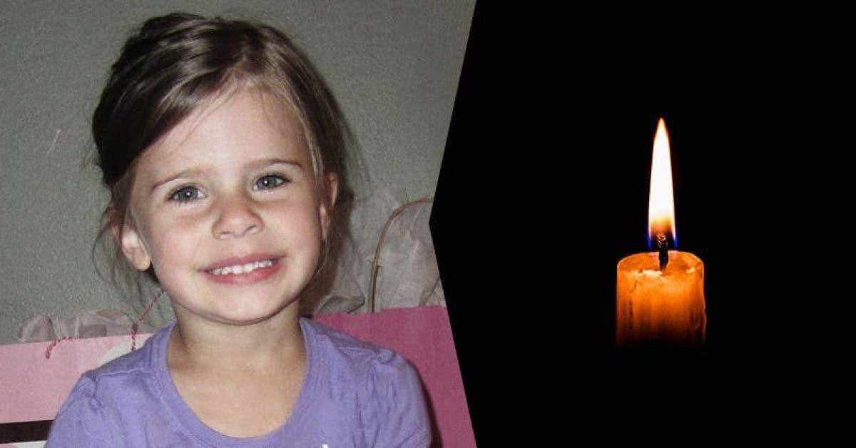 Un sourire disparu pour toujours une petite fille de 3 ans tuee a la garderie pour avoir refuse denlever son manteau 1