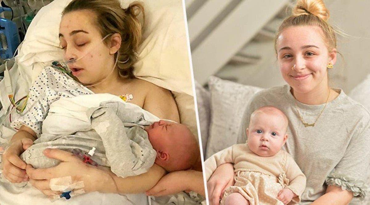Une adolescente se réveille après 4 jours de coma et découvre qu'elle a donné naissance à un bébé