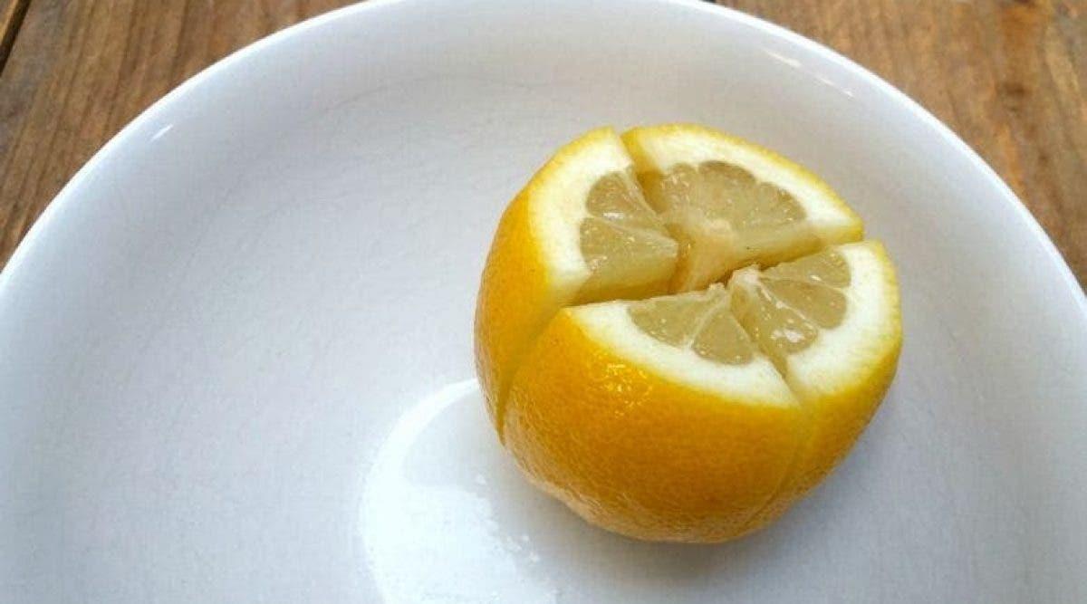 Un citron près de votre lit pendant quelques jours