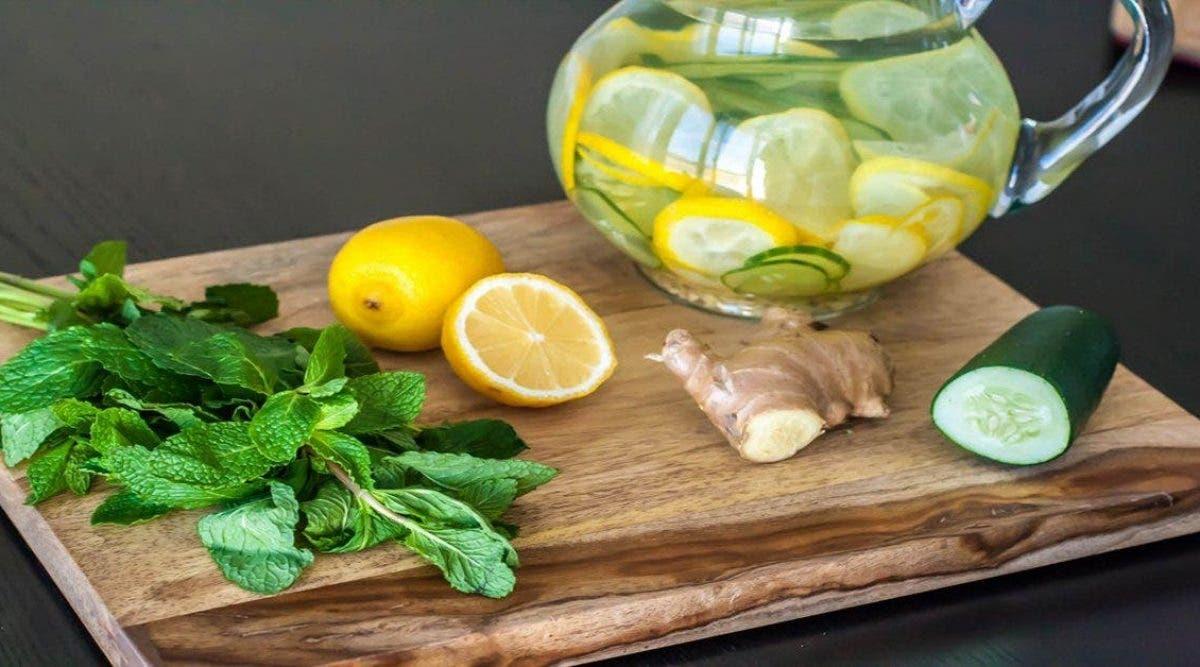 Voici la boisson la plus efficace au citron pour perdre du poids et faire fondre les graisses de manière extraordinaire