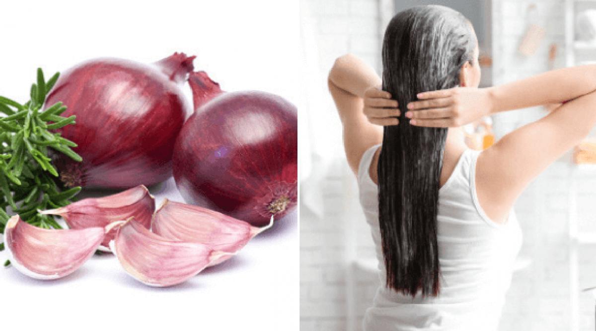 Une ancienne recette qui stop la chute de cheveux et les fait repousser