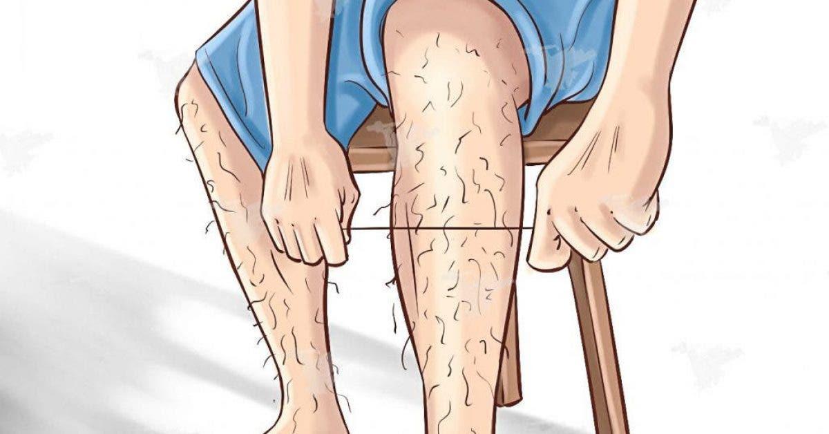 Une astuce géniale pour éliminer naturellement et définitivement les poils (sans rasage ni cire)