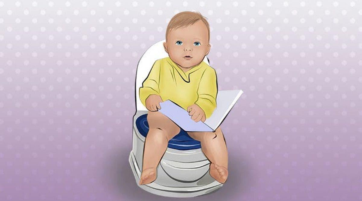Une astuce infaillible pour que votre bébé apprenne à utiliser le pot en 3 jours