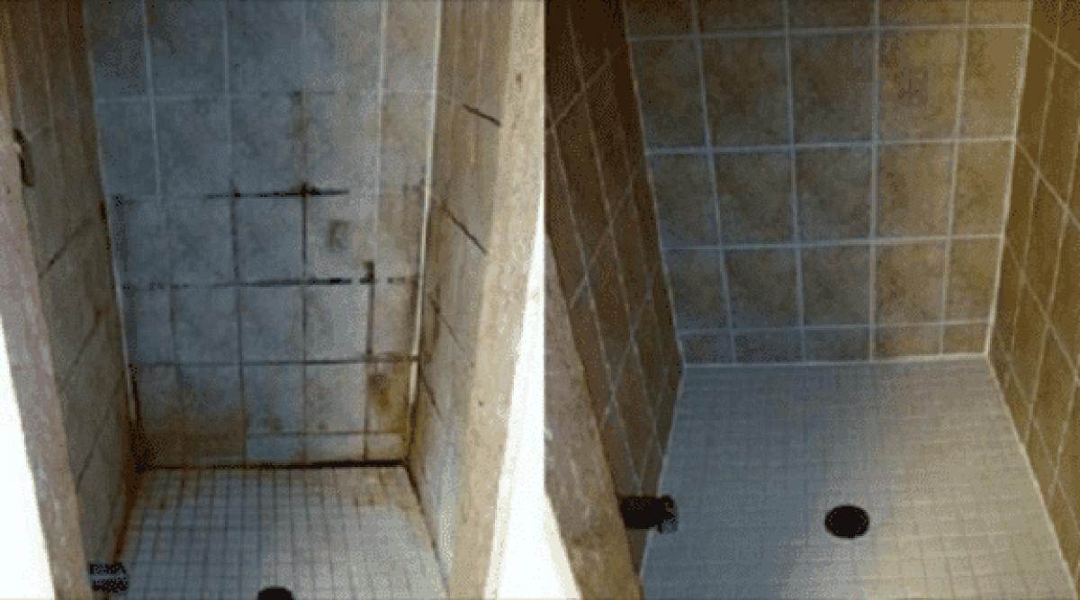 Une astuce simple pour nettoyer votre salle de bain