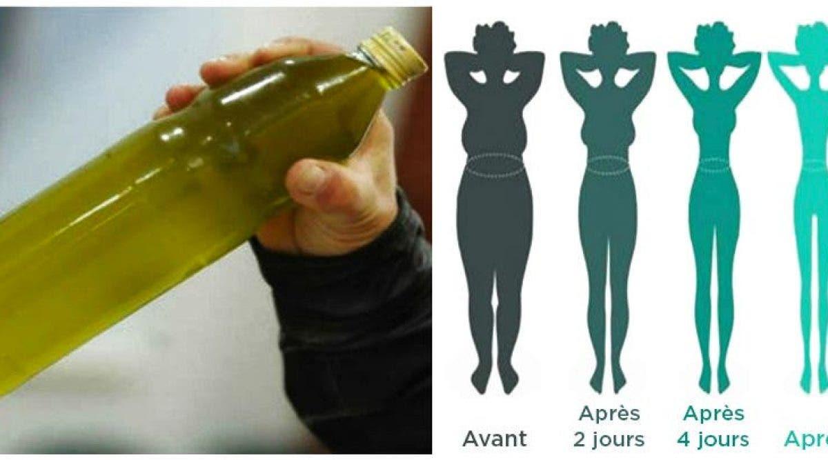 Une boisson naturelle pour réduire le tour de taille !