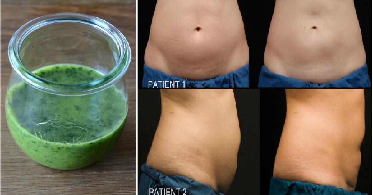 Une boisson pour perdre 8 kilos en 2 semaines 1