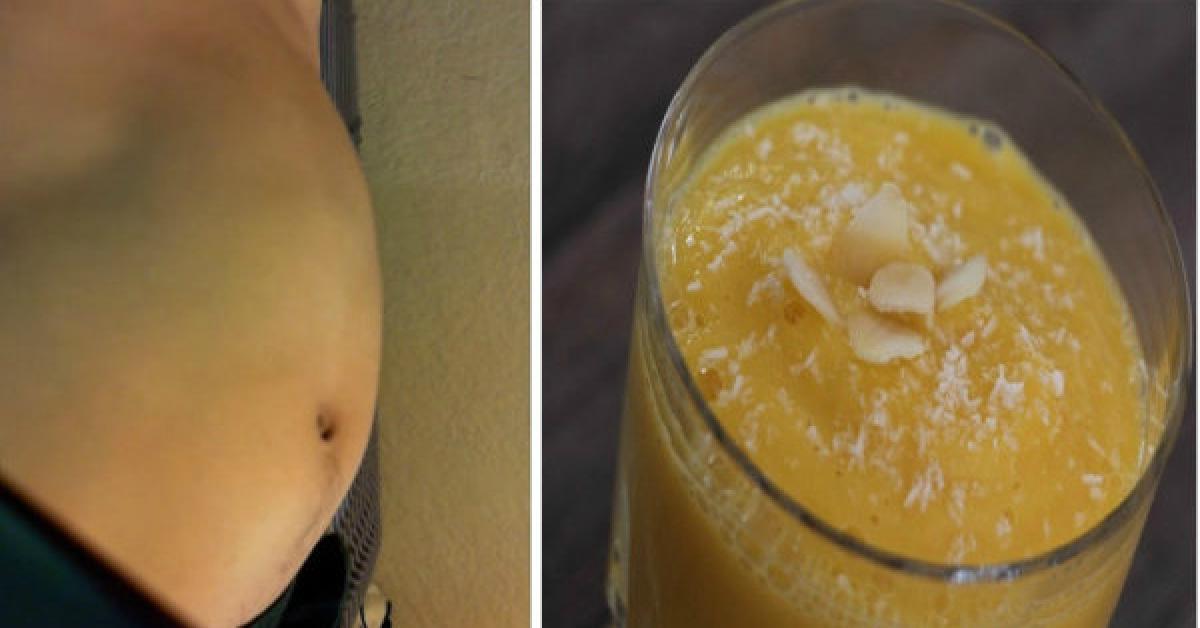 Une boisson qui soulage les ballonnements efficacement et aide a perdre du poids 1