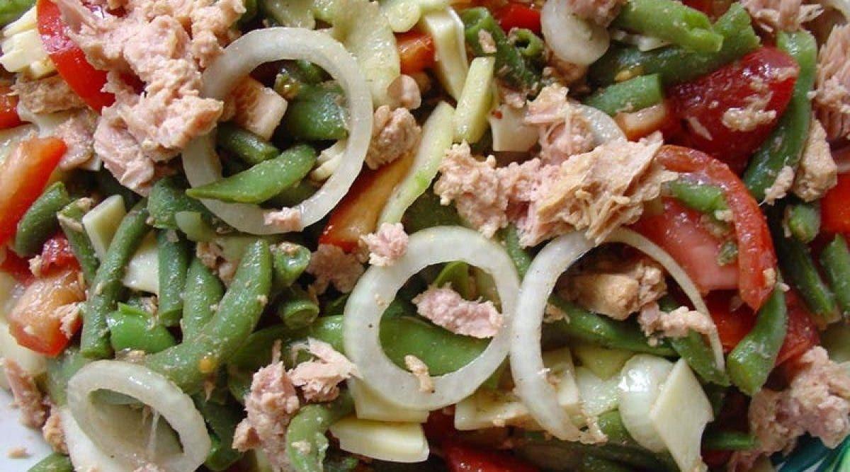 salade diététique