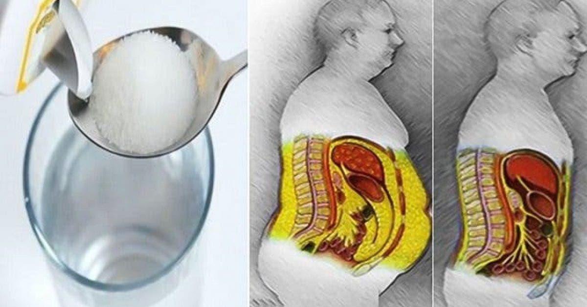 Une cure détox de 3 jours pour se débarrasser du sucre de votre corps, perdre du poids et améliorer sa santé