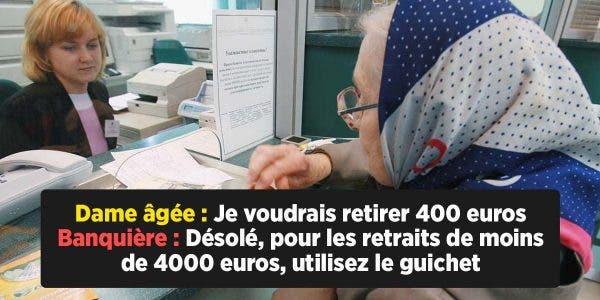 Femme âgé