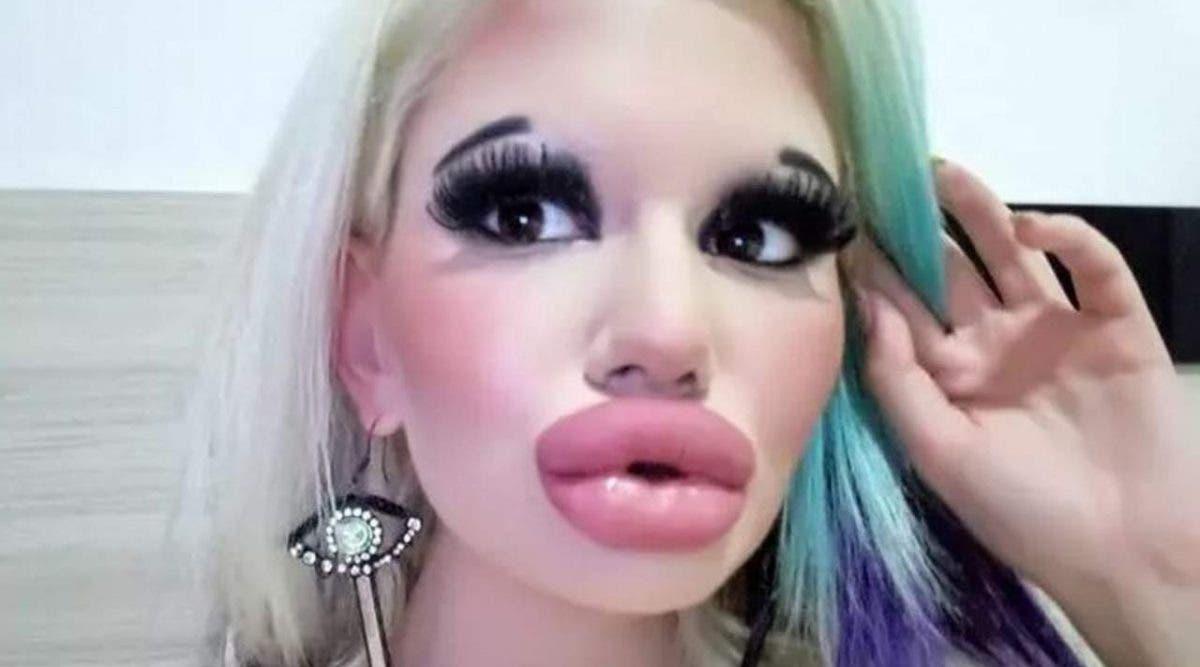 taille lèvre
