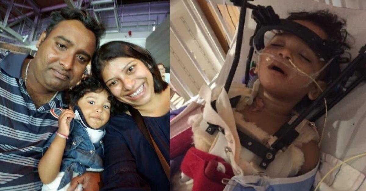 Une famille immediatement admise urgences apres un horrible accident
