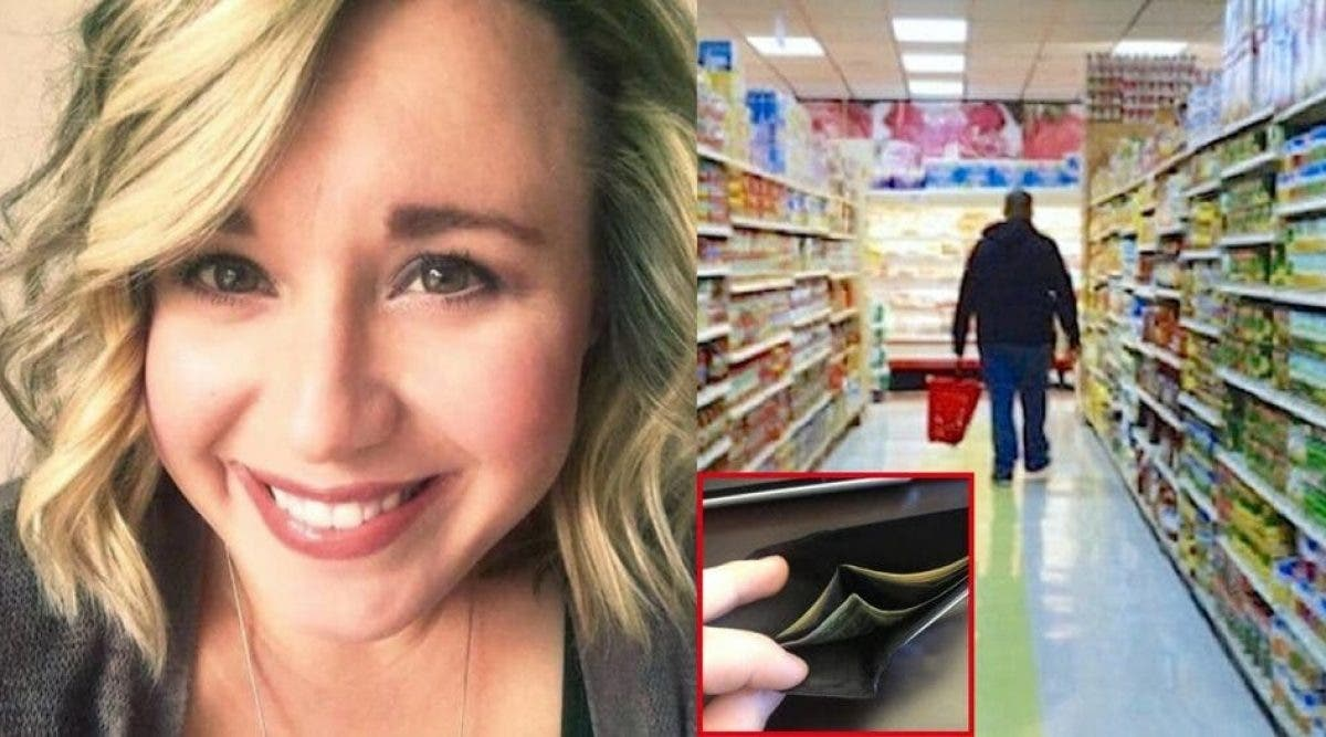 Une femme confronte l'homme qui a volé son portefeuille et lui propose une solution qui le fait éclater en sanglots