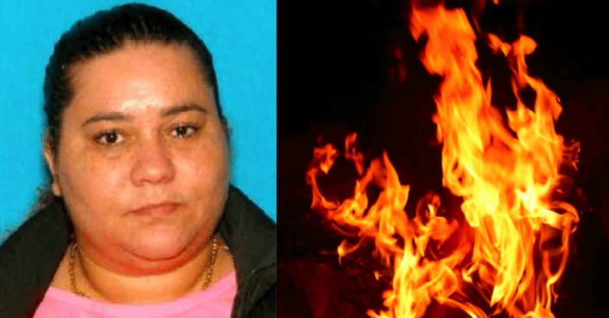 Une femme met le feu à son mari après avoir violé sa fille de 7 ans