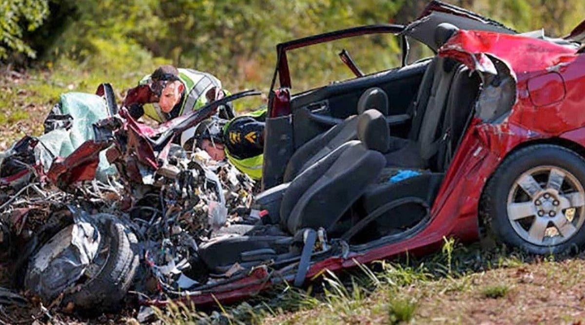 Une femme meurt dans un accident de voiture à cause de son téléphone