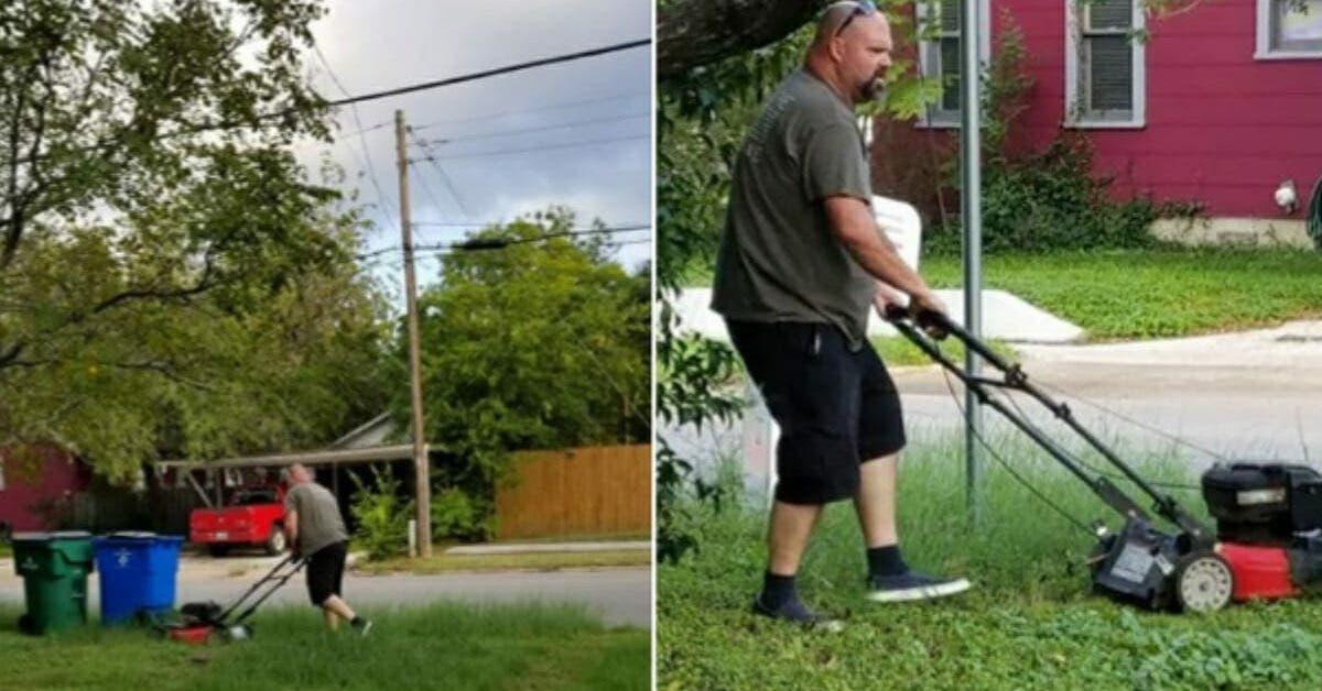 Une fille de parents divorces depuis 28 ans revele pourquoi son pere tond encore la pelouse de sa mere et cest une lecon reconfortante 1