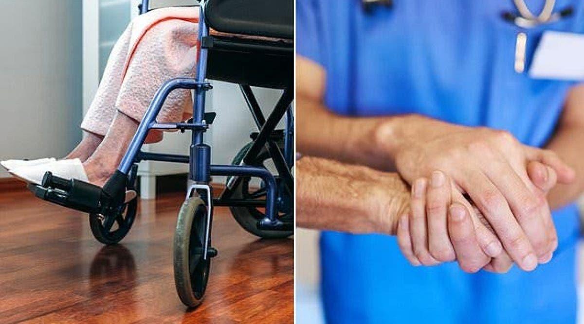 Une grand-mère aveugle et sourde a été violée dans une maison de retraite