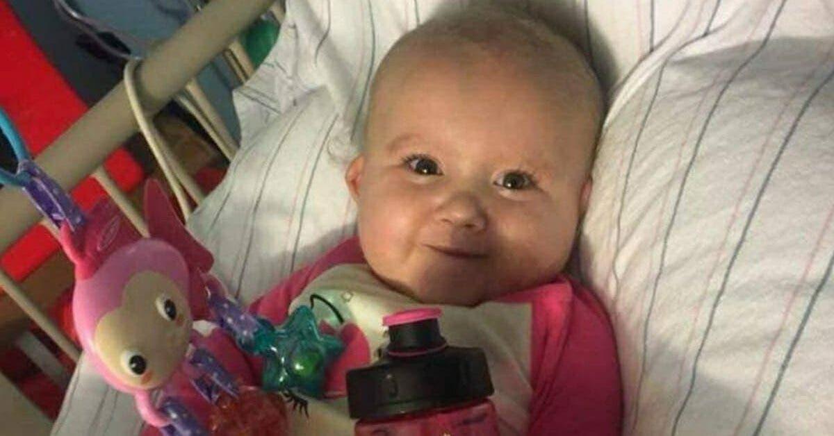 Une maman cherche désespérément une greffe du cœur pour sa petite fille mourante